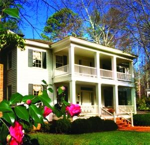 Stately Oaks Mansion in Jonesboro (photo courtesy Clayton County CVB)
